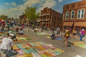 Chalk the Walk Festival