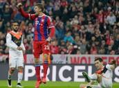 Thomas Muller vs FC Shakhtar Donetsk