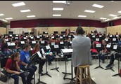 Sun Prairie Middle Level Honors Band