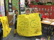 2B Students Make Comparisons