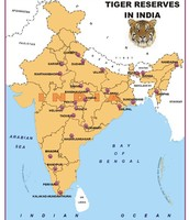 Reserves in India ( locations)