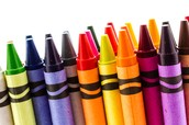 Calling All Crayons!