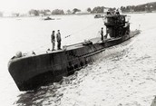Germans started using U-Boats In February-1915