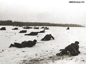 Наступление советских войск на Можайском направлении