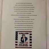 New Colossus Poem