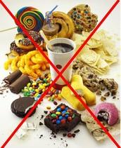 No Debes Comer Mucho(a):