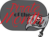 October Pirates of the Month