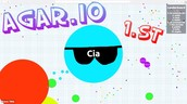 How to be 1st place in Agar.io