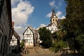 Cuando era joven visitaba Kettwig Germany.