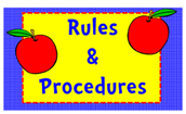 Student Rules and Discipline Policy