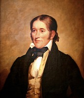 Davy Crockett in color