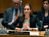 Angelina Jolie honored for her humanitarian work