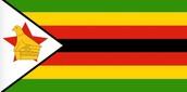 Flag of Zimbabwe