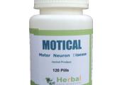 Motical for Motor Neuron Disease Treatment