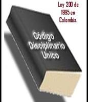 Código único Disciplinario