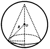 Описана куля