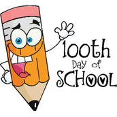 100th Day of School - January 19