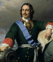 Elizaveta's Father: Tsar Peter the Great