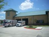 Frisco Fire Station #6
