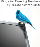 Tips for Tweeting Teachers