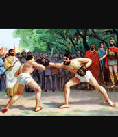 Ancient Greece boxing