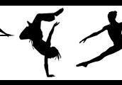 Winning Dancers at Gaston