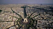 How big is the Arc de Triomphe?