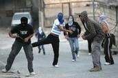 ערבים במהומות