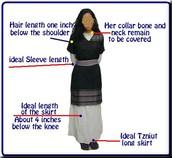Israel Dress Code