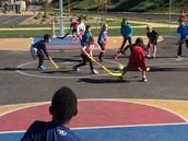 Fun at PE
