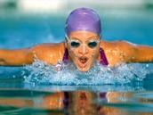 La natation-שחייה