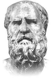 Heráclito de Éfeso (544 a 484 A.C.)