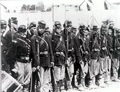 Union soldiers- Army of Cumberland