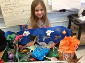 Second grade dinosaur diorama projects for 2016