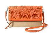 The Waverly Petit - Fresh Orange/Natural Linen
