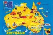 Diversity of Australia