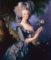 Wife: Marie Antoinette