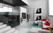 Interior designed house