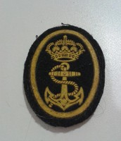 Broche del Uniforme de la Marina.
