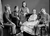Teddy Roosevelts Family