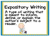 EXPOSITORY WRITING - PART 2