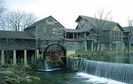 A oldfashioned mill