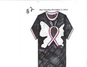 View the Cancer Benefit T-Shirt Designs on Facebook!