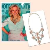 Fleurette Necklace £50 , was £160