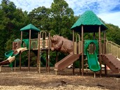 LCES New Playground