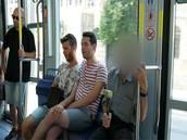 תמונה של ההתרחשות ברכבת: