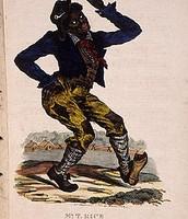 Depiction of Jim Crow