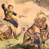 Tecumseh's Death