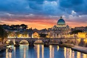 Rome; The Capital of Italy