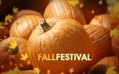 Fall Festival Trunks/Donations